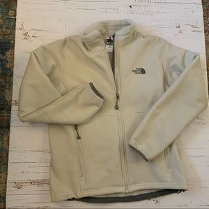 The north face summit series jacket Fleece lined L